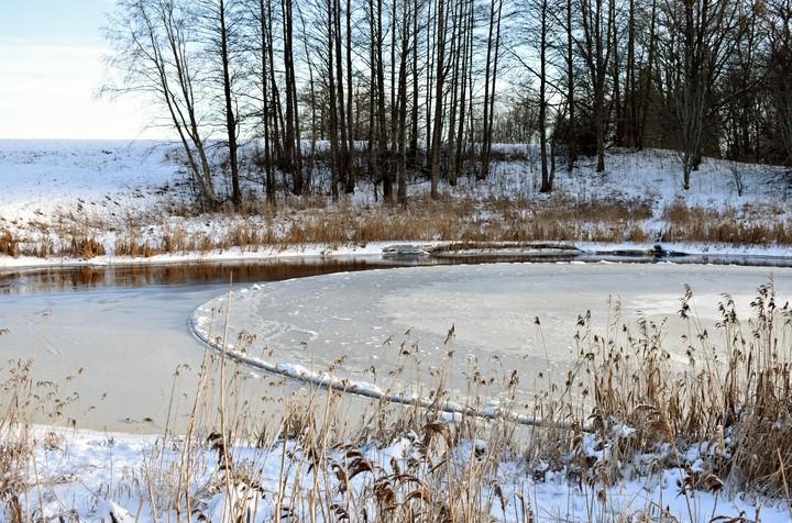 Vana-Vigalas pöörles jääratas