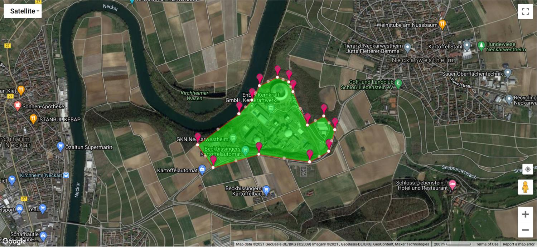 Kaart: Need 0,45 km2 kataksid ära kogu Eesti elektrivajaduse