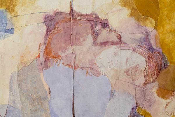 "Jahnne Pasco-White'i näituse ""messmates"" detail. Foto Christo Crocker, 2019"