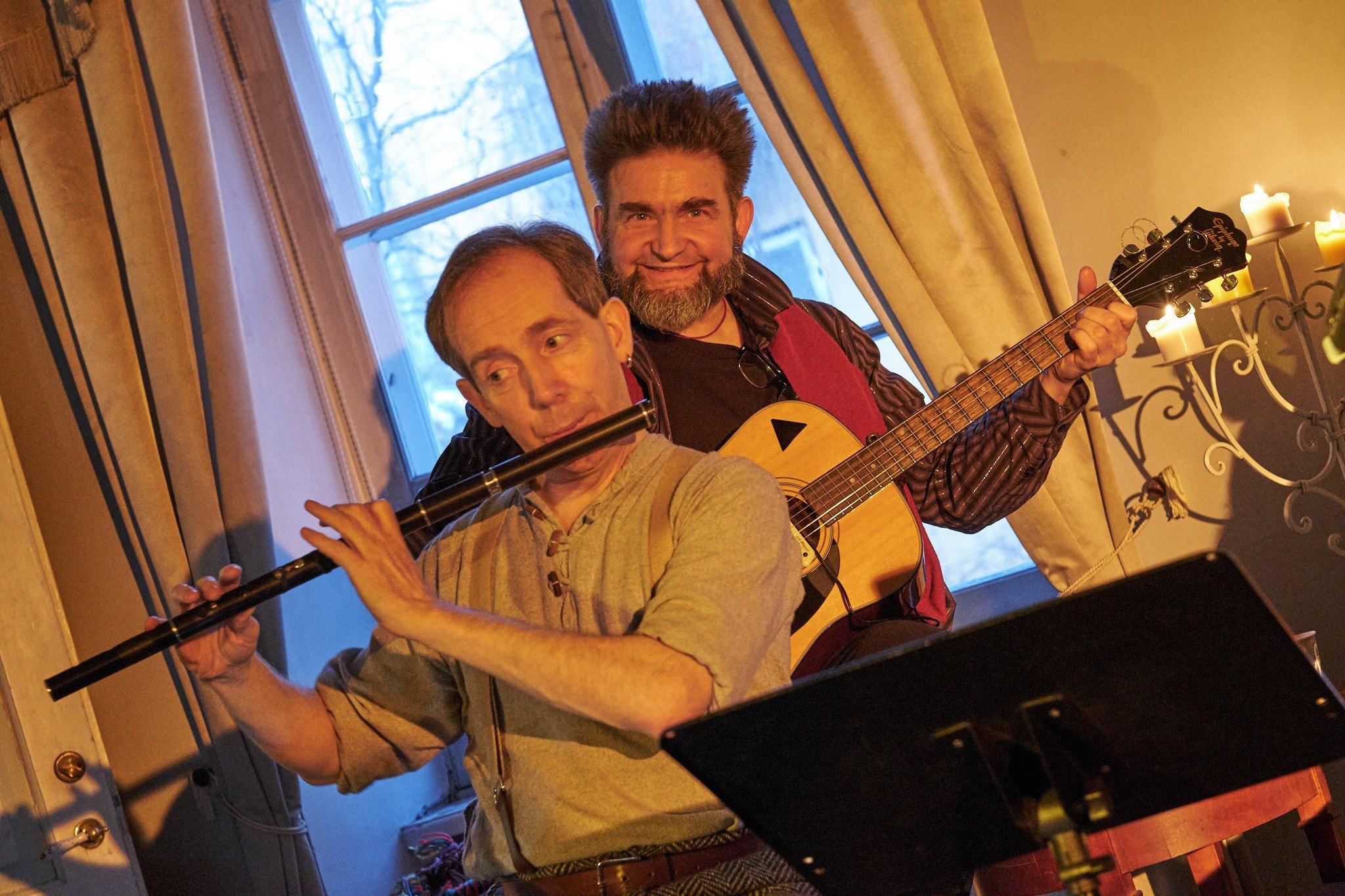 Dave Murphy ja Jyrki Koivisto – kevadine sära