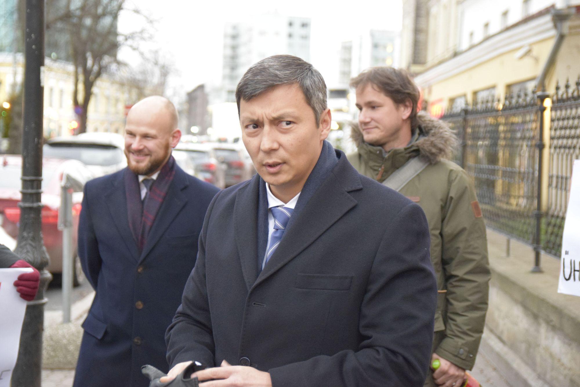 Mihhail Kõlvart, Tallinna linnapea