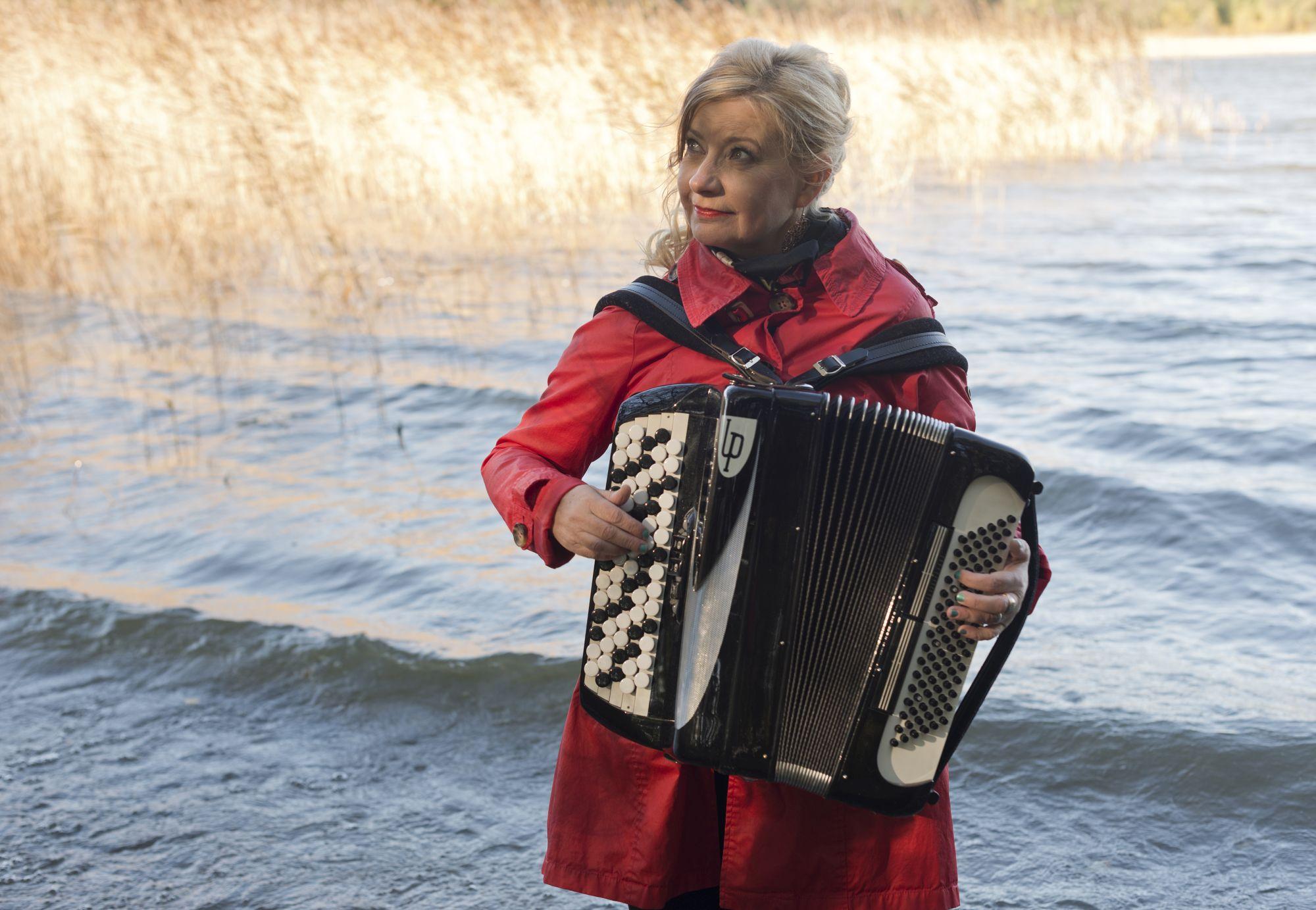 Maria Kalaniemi: Eestisse on alati rõõm tulla!