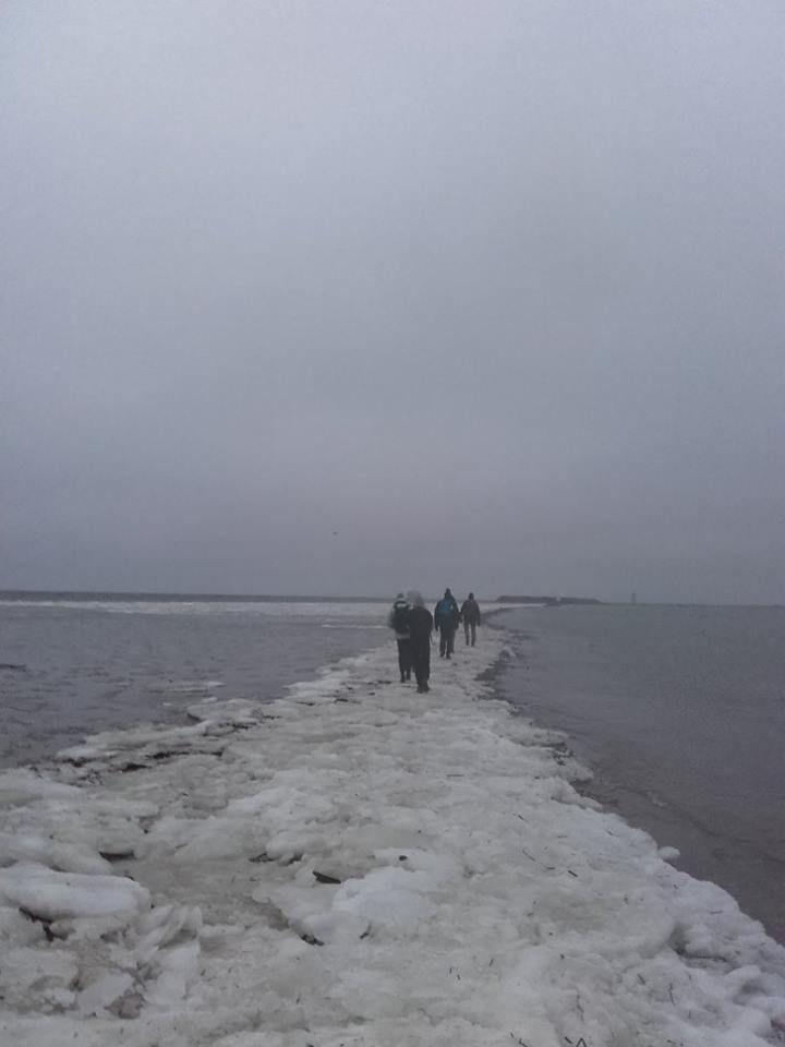 Nõmme Loodusmaja Rändajad teel Pandjule. Foto: Triin Edovald