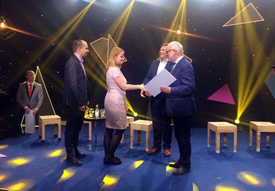 Ajujaht 2017 sotsiaalse ettevõtluse eriauhinna 5000 eurot võitis Mobiilsed Töötoad