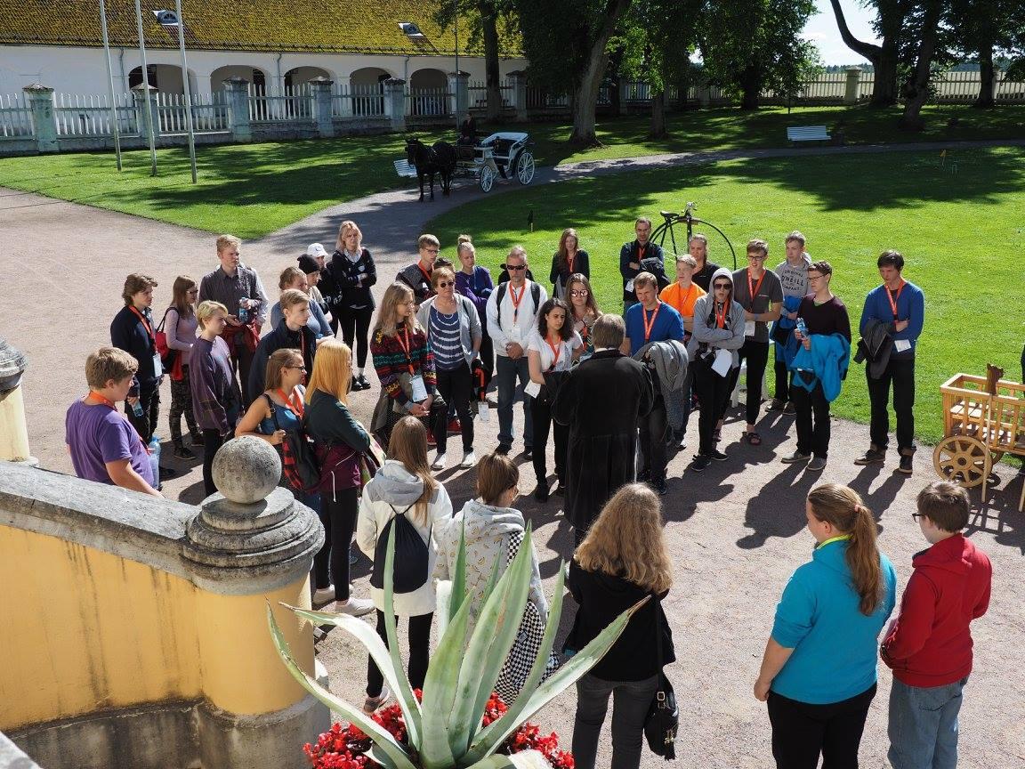 Õpilaste Teadusliku Ühingu Viitnalaager