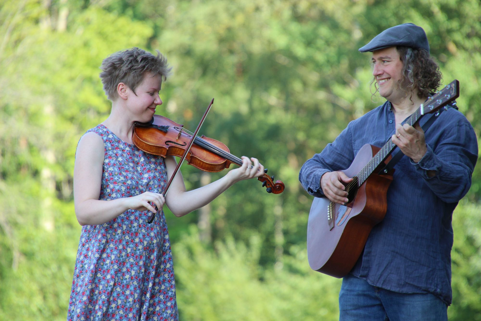 Sille Ilves ja Martin Leamon: duo, mis mängib kogu elu