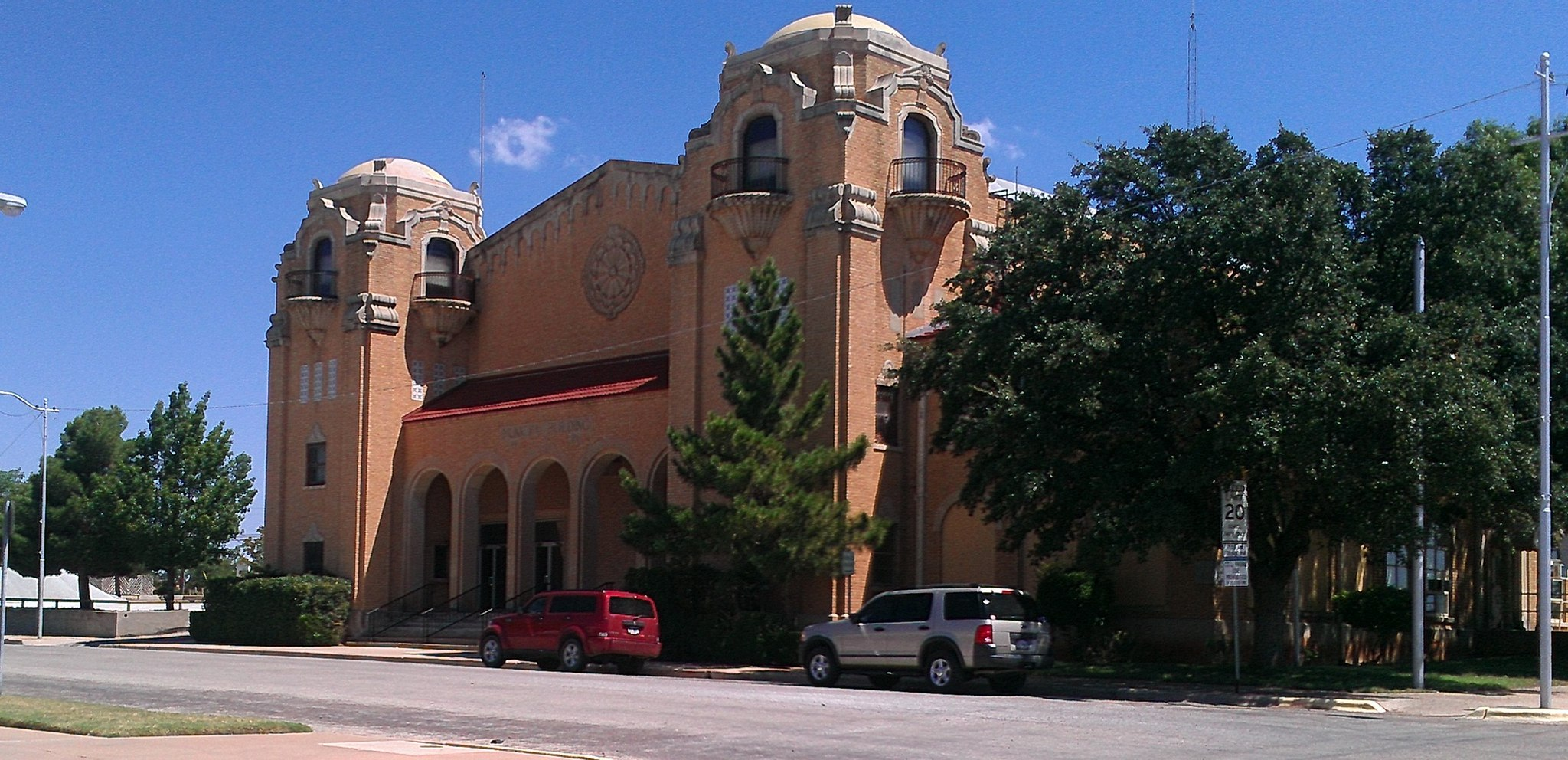 Sweetwateri linn Texases. Pildistas CletusDitto (GFDL www.gnu.org või CC BY-SA 3.0 creativecommons.org), via Wikimedia Commons.jpg