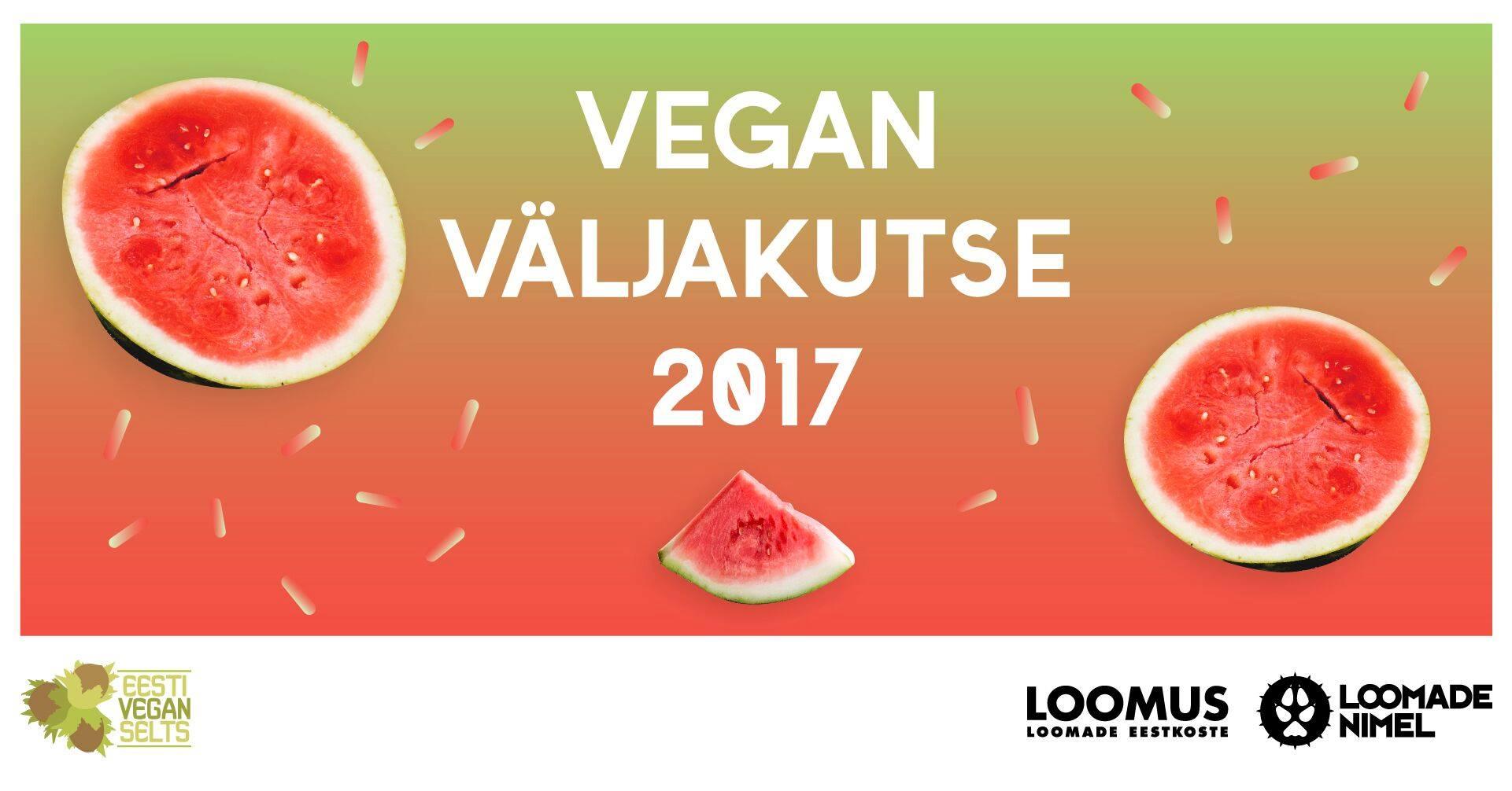 Ees ootab uus väljakutse - vegan november