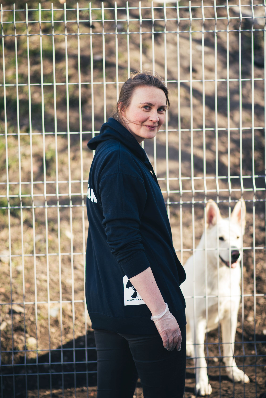 Foto: Tallinna loomade varjupaiga vabatahtlik Liis Mallas/Varjupaikade MTÜ