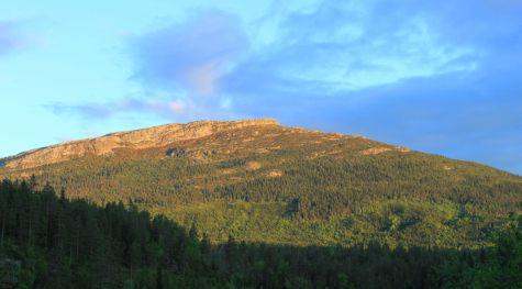 Mägi Saulandi piirkonnas. Foto: Anne Hytta
