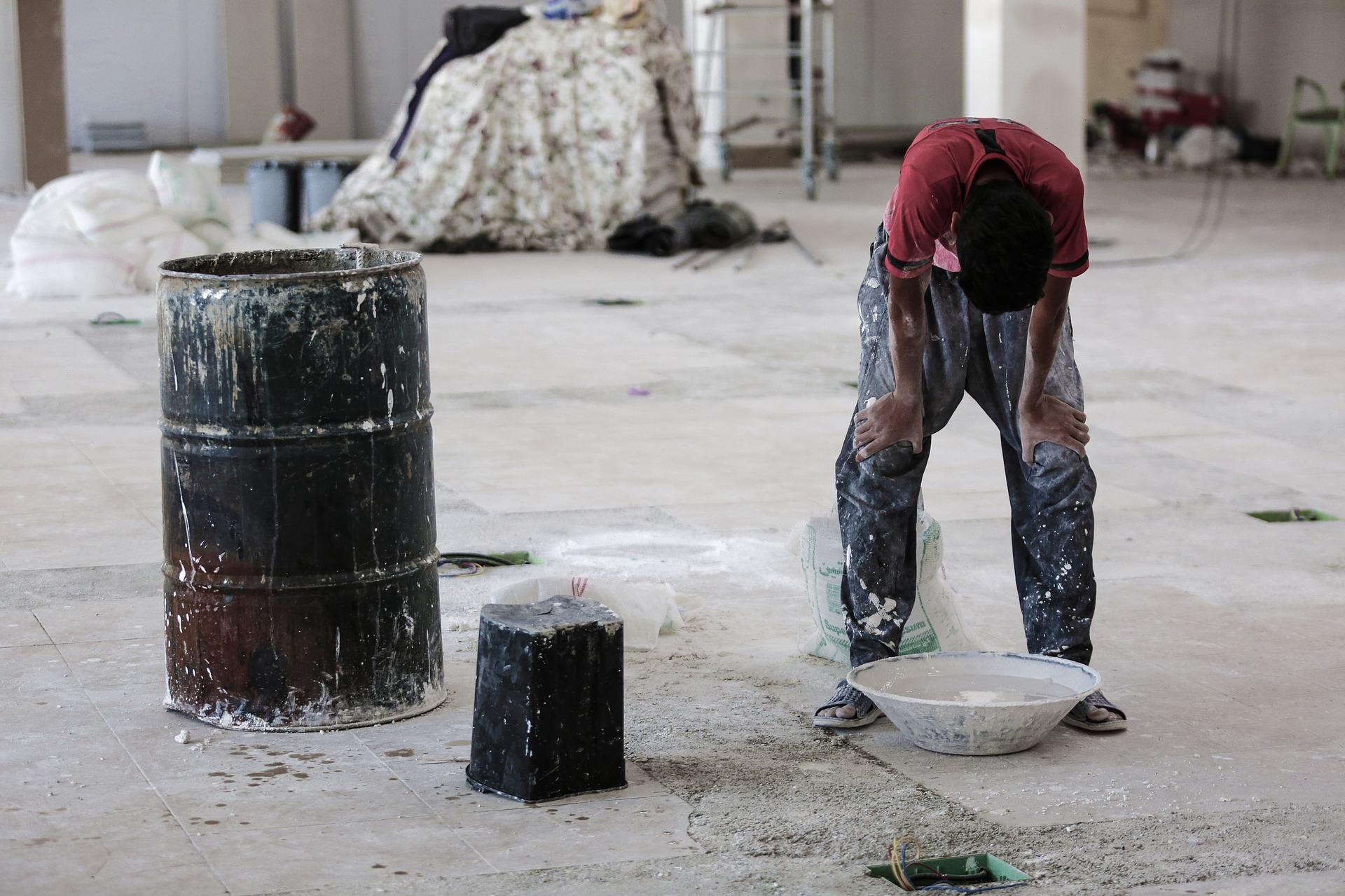 Accra mürgine prügimägi