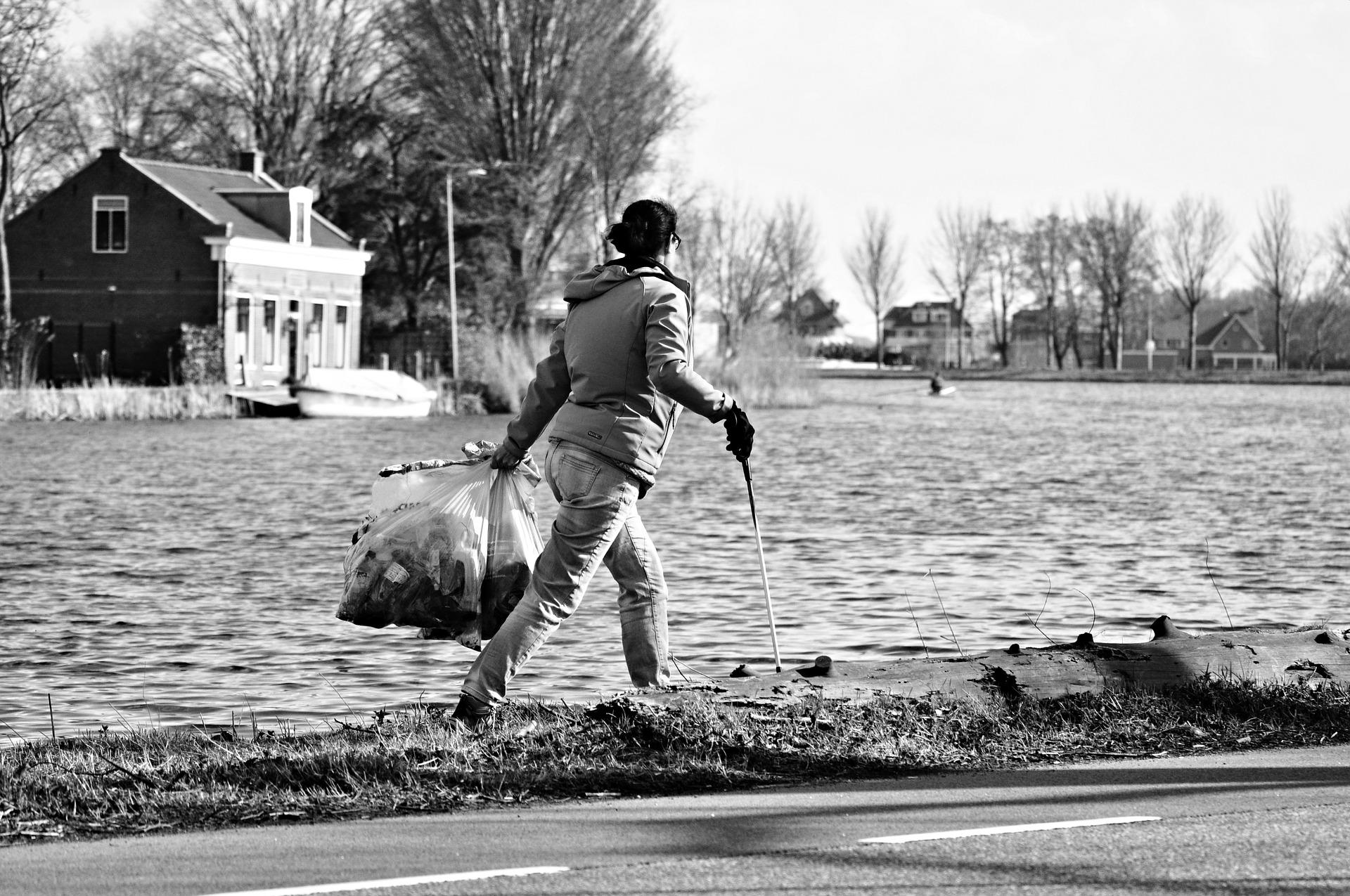 Uus jooksutrend plogging loob puhtamat keskkonda