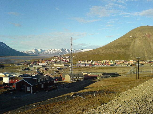 Polaaruurimisjaam Teravmägedes. Foto: Vikipeedia.